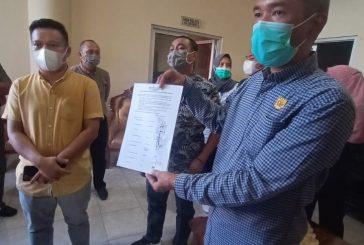 Diduga Ulur Masa Sidang 1 Reses, Lima Fraksi Layangkan Mosi Tidak Percaya Pada Ketua DPRD Bolmong