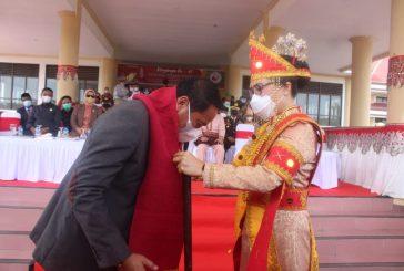 Bupati Bolmong Launching Sejumlah Produk Kerajinan Tangan