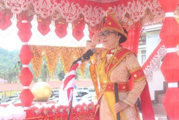 Pemkab Bolmong Sukses Gelar Upacara HUT Kabupaten Ke- 67