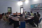 Diskominfo dan Dishub, Hadiri Agenda Rapat Tilang Elektronik.
