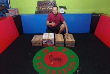 BTF Kotamobagu Ekspor Ayam Tarung ke Luar Negeri