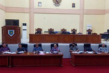 Pansus DPRD Panggil Seluruh OPD Pemkab Bolmong