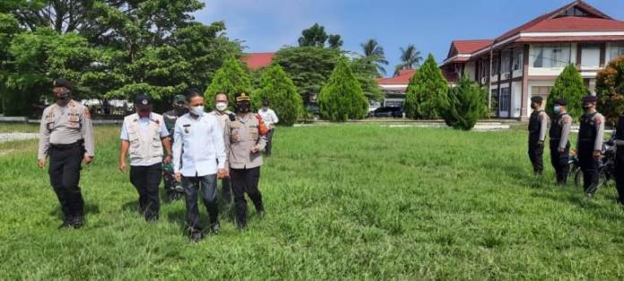 Tuuk Pimpin Apel Oprasi  Ketupat Samrat 2021