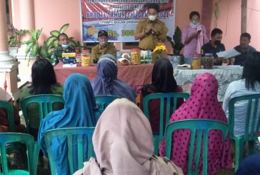 80 Warga Kecamatan Passi Barat Terima Bantuan Langsung Tunai dan Dana Desa