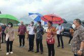 Cuaca Tak Memungkinkan Menteri Investasi dan Ketua BKPM Batal Mendarat di Bolmong
