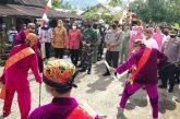 Bupati Bolmong  Dampingi Pangdam XIII Merdeka dan Kapolda Sulut Tinjau Kampung Tangguh