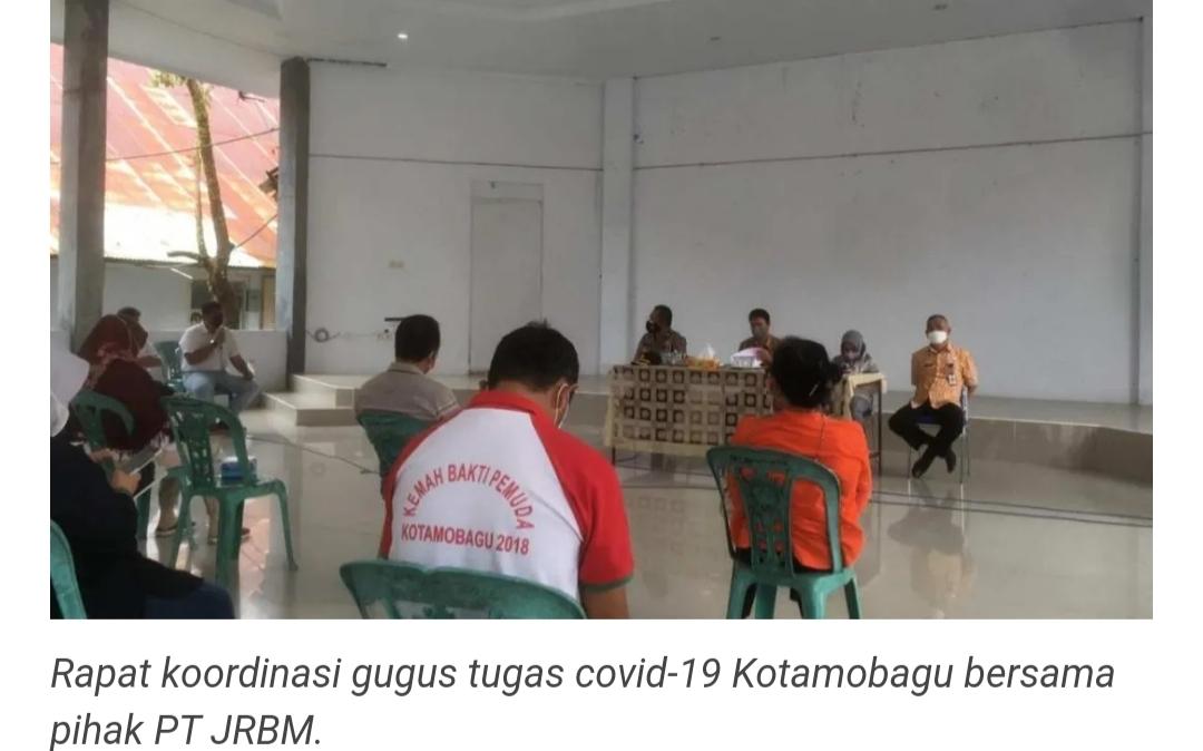 Soal Karyawan PT JRBM Isolasi di Hotel, Gugus Tugas Tegaskan Wajib Patuhi Prokes.