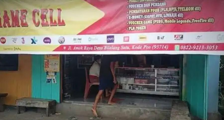 Jalankan Bisnis Pulsa Elektrik, Pemuda Bilalang I Sukses Buka Ratusan Reseller.