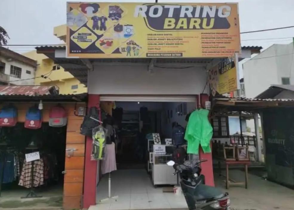 Harga Murah dan Berkualitas, Rotring Sablon Kotamobagu Tempatnya.