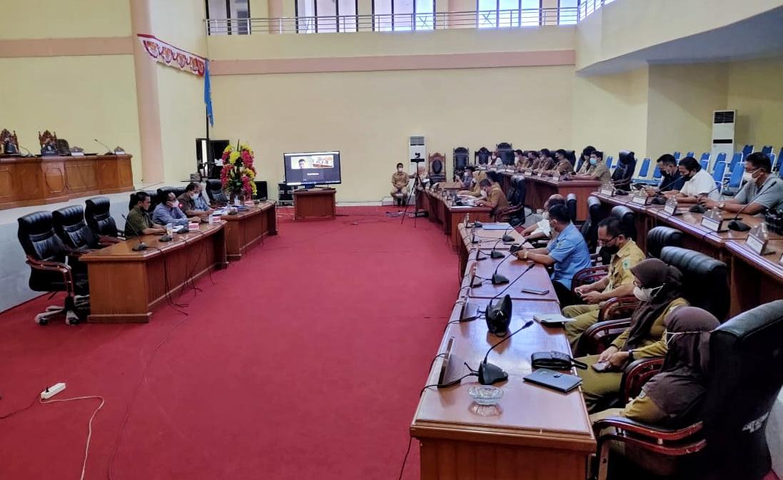 DPRD Bolmong Gelar Ranperda Inisiatif