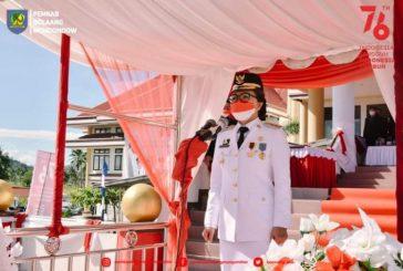 Yasti Pimpin Upacara Peringatan Kemerdekaan Republik Indonesia Ke- 76