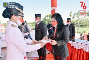 Tingkatkan Pelayanan Terhadap Masyarakat, Pemkab Bolmong Buka Service Point Perizinan