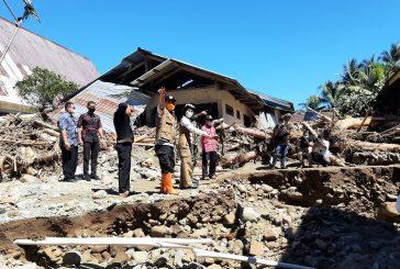 Peduli Sesama Bupati Bolmong Sambangi Lokasi Banjir Bandang