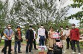 Pemkab Bolmong Terima Bantuan Bencana Alam