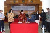 PDAM Bolmong dan Bank SulutGo Tandatangani Perjanjian Kerja Sama