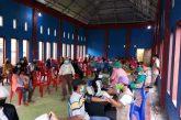 Pemkab Bolmong Gelar Vaksinasi dan Rapid tes Besar-Besaran
