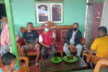 Usai Apel Operasi Samrat, Perwakilan JR Kunjungi Keluarga Korban Laka Lantas.