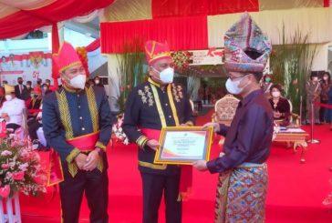 Wakil Bupati Bolmong Hadiri Peringatan Hut Provinsi Sulut
