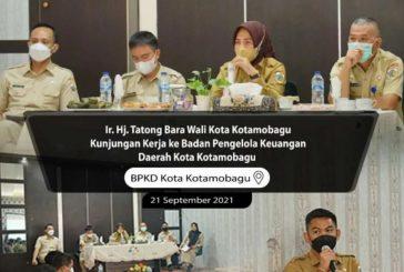 Wali Kota Evaluasi Program Kerja dan Capaian BPKD.
