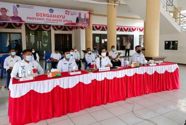 Pemkab Bolmong Gelar Entri Meeting Bersama BPK