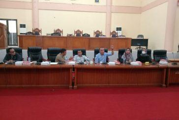 DPRD Bolmong Gelar RDP
