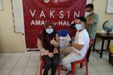 Hari Ini, Dinkes Gelar Vaksinisasi di SMP 2 Matali.