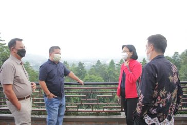 Wakil Wali Kota Kotamobagu Terima Kunjungan Silaturahmi Rektor Unsrat.